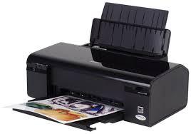 Струйные принтер